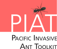 Pacific Invasive Ant Toolkit