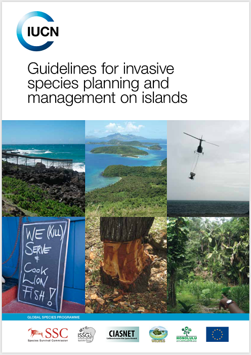 IUCN Guidelines cover image
